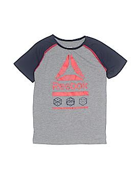 Reebok Short Sleeve T-Shirt Size 7