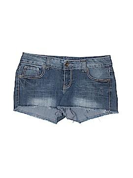 Paris Blues Denim Shorts Size 13