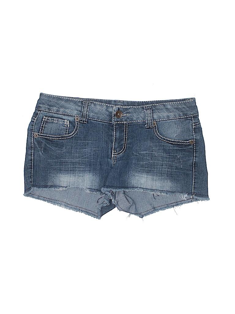 Paris Blues Women Denim Shorts Size 13