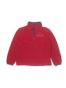 Eddie Bauer Fleece Jacket Size 6