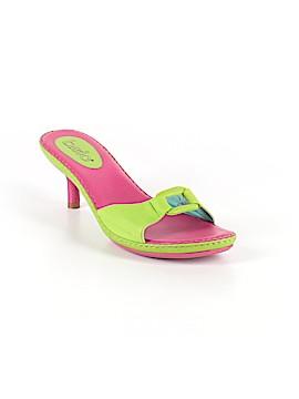 Bolo Mule/Clog Size 8