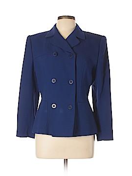 Jones New York Wool Blazer Size 12 (Petite)