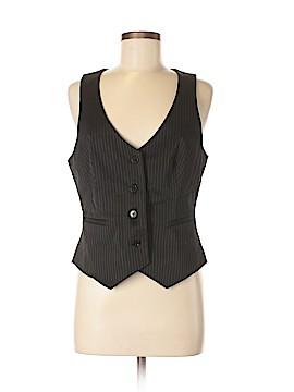 White House Black Market Tuxedo Vest Size 6