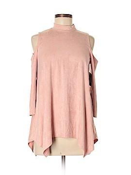 Moa Moa 3/4 Sleeve Top Size M
