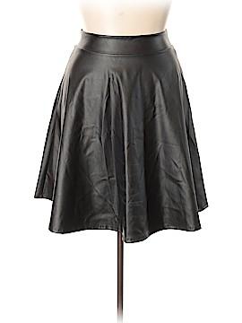 Fashionomics Faux Leather Skirt Size XL