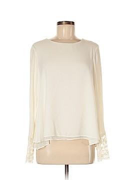 Zac & Rachel Long Sleeve Blouse Size M