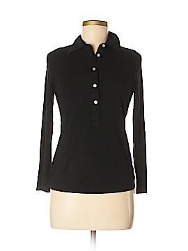 GG Blue Long Sleeve Button-Down Shirt Size M
