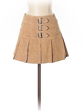 Eyeshadow Leather Skirt Size 5 - 6