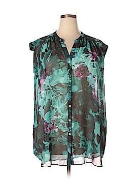 Unbranded Clothing Short Sleeve Blouse Size 22 (Plus)
