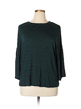Caslon 3/4 Sleeve Top Size XL