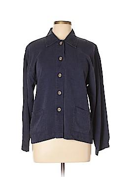 Kleen Long Sleeve Button-Down Shirt Size S