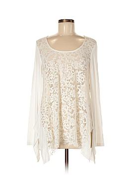 Karen Kane Long Sleeve Top Size M