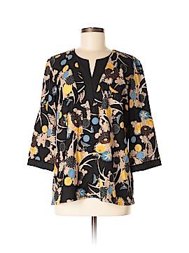 D&Co. 3/4 Sleeve Blouse Size M