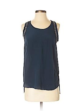 Rebecca Taylor Sleeveless Silk Top Size 0
