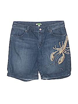 Ett:Twa Denim Shorts 30 Waist