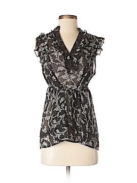 Do & Be Short Sleeve Blouse Size M