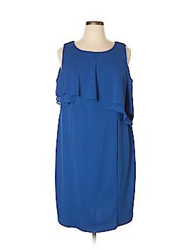 Taylor Casual Dress Size 18W (Plus)