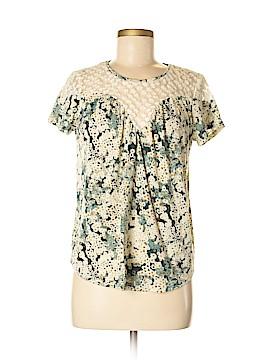 Lauren Conrad Short Sleeve Top Size M
