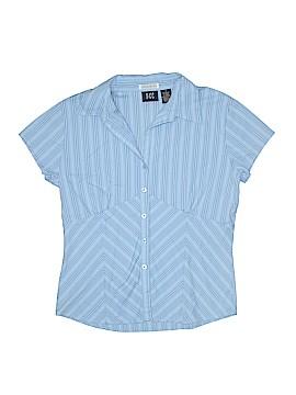 DCC Short Sleeve Button-Down Shirt Size M