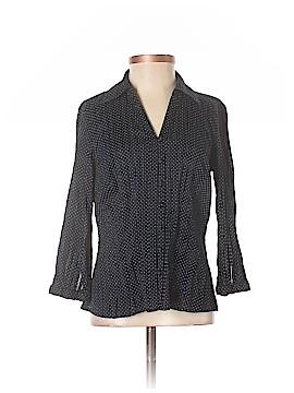 Ann Taylor 3/4 Sleeve Blouse Size 4 (Petite)