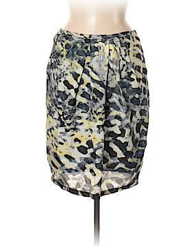 D. Exterior Silk Skirt Size 42 (IT)