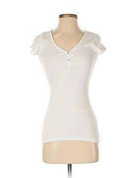 Charlotte Short Sleeve Henley Size S
