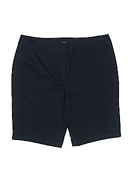 Ann Taylor Khaki Shorts Size 16