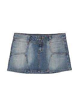 Topshop Denim Skirt Size 10