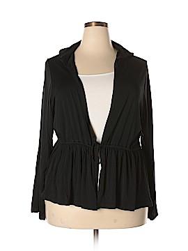 WD.NY Cardigan Size 3X (Plus)