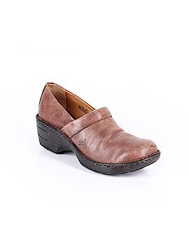 Born Mule/Clog Size 7 1/2