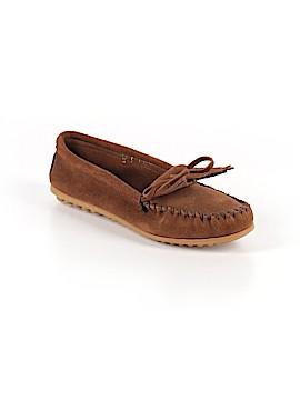 Minnetonka Flats Size 8