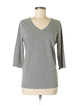Hue 3/4 Sleeve T-Shirt Size M