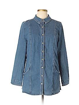 D&Co. Casual Dress Size L