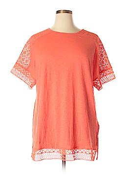 Hannah Short Sleeve Top Size 3X (Plus)
