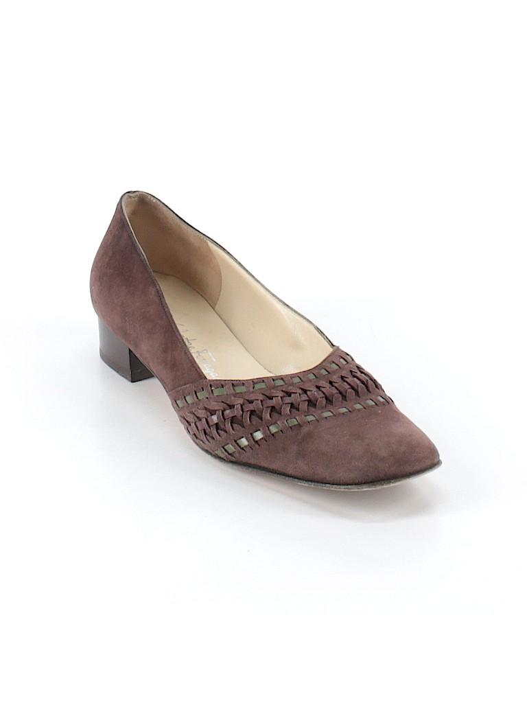 Salvatore Ferragamo Women Heels Size 9