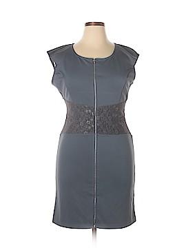 Slim Fabulous Ultimate Slimming! Casual Dress Size XL