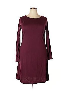 Sahalie Casual Dress Size 2X (Plus)