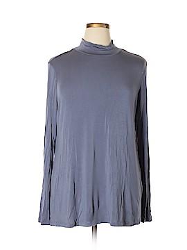 LOGO Long Sleeve Top Size XL