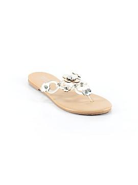 Simply Vera Vera Wang Flip Flops Size 5