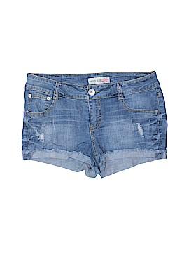 Paris Blues Denim Shorts Size 11