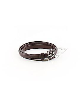 Sisley Leather Belt Size S
