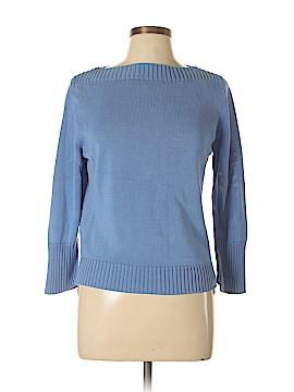 Ralph Lauren Silk Pullover Sweater Size L (Petite)