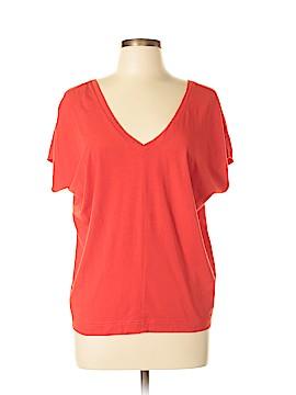 Zinni by Garnet Hill Short Sleeve T-Shirt Size XS