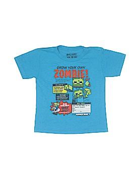 Mojang Short Sleeve T-Shirt Size 6 - 7
