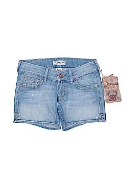 PRVCY Denim Shorts 25 Waist