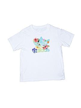 Adidas Short Sleeve T-Shirt Size S (Youth)