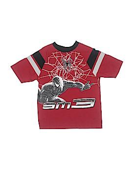 Spiderman Short Sleeve T-Shirt Size 6