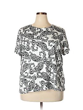 Croft & Barrow Short Sleeve T-Shirt Size 3X (Plus)