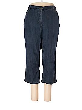 Dana Buchman Jeans Size 20 (Plus)
