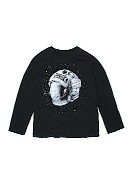 Crazy 8 Long Sleeve T-Shirt Size 10 - 12